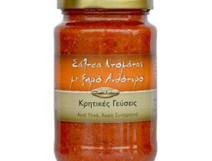 Σάλτσα Ντομάτας με ξηρό ανθότυρο Castilioni