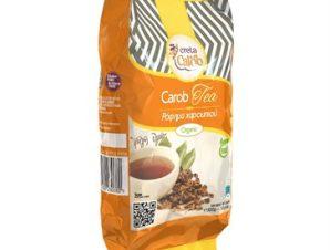 Τσάι Χαρουπιού βιολογικό Creta Carob 500γρ