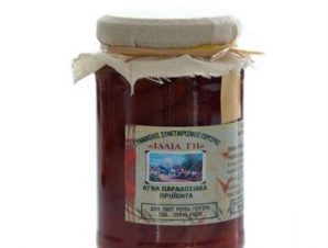 Κυδώνι γλυκό κουταλιού ΙΔΑΙΑ ΓΗ 480γρ