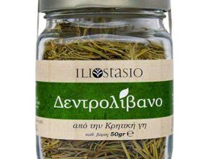 Δεντρολίβανο σε βάζο ΗΛΙΟΣΤΑΣΙΟ Κρητικά βότανα 40γρ