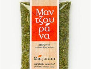 Ματζουράνα ΗΛΙΟΣΤΑΣΙΟ Κρητικά βότανα 30γρ