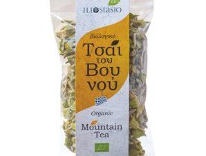 Βιολογικό Τσάι του βουνού Ηλιοστάσιο Κρητικά βότανα 20γρ