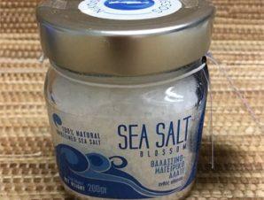 Ανθός Αλατιού – Φυσικό Θαλασσινό Αλάτι Κρήτης 200γρ. 200gr