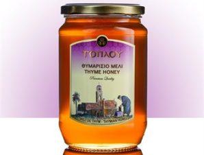 Θυμαρίσιο Μέλι Τοπλού Σητείας – Great Taste Βραβείο 950gr