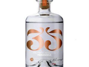 Τσικουδιά 35Ν Μονοποικιλιακή Μοσχάτο Cretan Distillery 0,5L