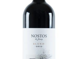 Οίνος Ερυθρός Κτήμα Μανουσάκη Nostos Blend (750 ml)