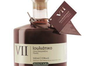 Οίνος Ερυθρός Γλυκός Ιουλιάτικο Μπουτάρη (500 ml)